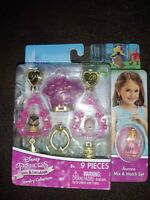 Disney Princess Little Kingdom Aurora Mix & Match Jewelry Collection Set