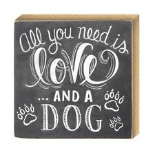 All you need is love Wooden Wall Sign House Home Plaque Wood Art Craft Gift