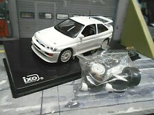 FORD Escort Cosworth WRC Rallye weiss white plainbody + 4 Ersatzräder IXO 1:43