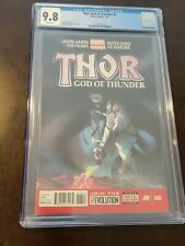 Thor God Of Thunder #6 CGC 9.8 First cameo appearance of Knull & origin of Gorr