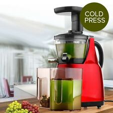 Brand New Cold Press Slow Juicer Fruit Vegetable Processor Juice Extractor