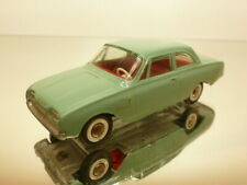 TEKNO DENMARK 826 FORD TAUNUS 17M - GREEN 1:43  RARE - VERY GOOD CONDITION