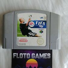 Jeu Fifa 99 pour Nintendo 64 N64 PAL Cartouche Seule - Floto Games