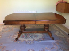 Fabulous Large Table & Six Chairs