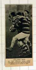 1920 Vigorous Tackle In Rugby Old Alleynians Against Richmond