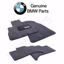 For BMW E53 X5 Set of 4 Carpeted Floor Mats-Anthracite Genuine 82-11-0-008-635
