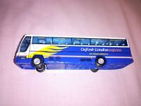 Used Unboxed Corgi Plaxton Oxford .london Express Coach