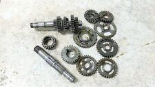 84 Yamaha XT600 XT 600 trans tranny transmission gears