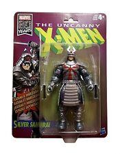 Marvel Legends Silver Samurai X-Men Retro Wave 1 -- IN HAND FAST SHIPPING