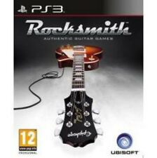 PlayStation 3 Ps3 Rocksmith Guitar Game Real Tone Cable Unopened