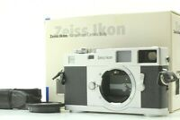 【MINT IN BOX】 Zeiss Ikon ZM M Mount 35mm Rangefinder Film Camera From Japan