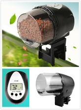 Adjustable Auto Fish Feeder Feeding Aquarium Tank Automatic Food Dispenser Timer