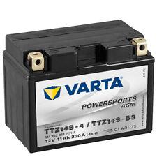 Batterie Honda CB 1100 A ABS Gussrad SC65B Bj. 2014 VARTA YTZ14S AGM geschlossen
