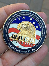 RARE & Authentic WHCA Pres. Command & Control J3 Current Operations COIN -125