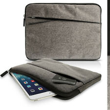 Grau Schutzhülle Beutel Tasche für 10.1 Zoll Tablets Case Cover iPad Samsung