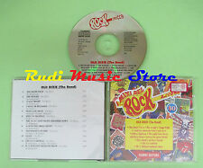 CD MITI DEL ROCK LIVE 30 OLD DIXIE compilation 1994 THE BAND (C34*) no mc lp vhs