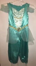 Disney Princess Size 3T-4T Jasmine From Alladin Costume One Piece Pantsuit