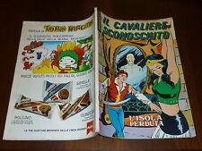 IL CAVALIERE SCONOSCIUTO N° 21 ORIGINALE Ed. CENISIO ANNI 70 - MAGAZZINO !!