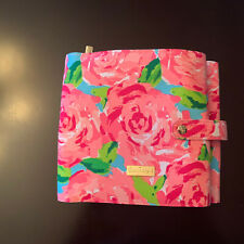 Lilly Pulitzer Tri-Fold Up Travel Orangizer