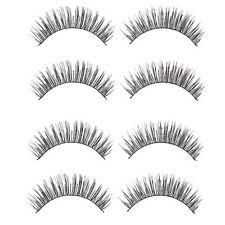 Handmade 10PCS Long Thick Cross False Eyelashes Makeup Eye Lashes Beauty Tools