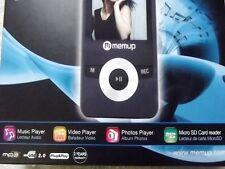 Memup K18 - MP3-Video Player-4GB - NEU/OVP
