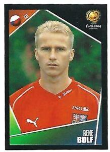 EURO 2004 PANINI - N. 275 RENE BOLF REPUBBLICA CECA FIGURINA STICKER NEW