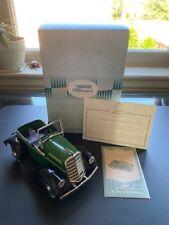 Hallmark Kiddie Car Classics 1935 Steelcraft Luxury Edition Nib numbered