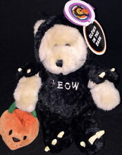 STARBUCKS 2002 HALLOWEEN Costume 22nd BEARista BEAR Collection TEDDY BEAR Plush