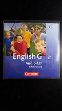 Cornelsen English g 21-audio CD-a1-alumnos versión