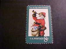 Scott# 1472 Christmas - Santa Claus Unused OGNH