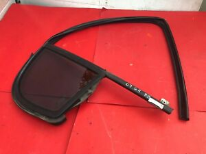 2005 - 2010 PONTIAC G5 COBALT SDN RIGHT REAR PASS. SIDE VENT QUARTER GLASS OEM