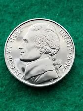 2000 s- Jefferson nickel Uncirculated -proof-**free ship**