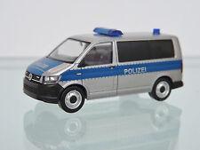 """Herpa 092814 H0 1:87 VW T6 Bus """"Polizei Niedersachsen"""" NEU in OVP"""
