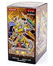 "YUGIOH CARDS ""Raging Battle"" BOOSTER BOX / Korean Ver"