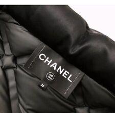 orig. Chanel logo Label Tags Ersatz Etikett Shirt Pulli Jacke Kleid Mantel