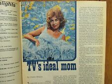 Jul-1974 Chicago Tribune TV Week(MICHAEL LEARNED/THE HUDSON BROTHERS/THE WALTONS