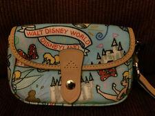 Disneyland Walt Disney World Dooney and Bourke Coin Purse