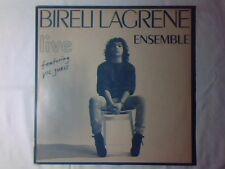 BIRELI LAGRENE ENSEMBLE feat. VIC JURIS Live lp GERMANY DJANGO REINHARDT