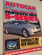 May Autocar Magazines in English
