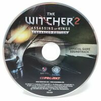 The Witcher 2: Assassins of Kings Enhanced Edition Official Game Soundtrack CD