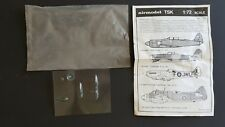AIRMODEL  SEA FURY/TYPHOON CANOPIES ETC CONVERSION....1/72 ...VACFORM KIT No 105