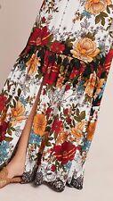 NWT Anthropology Farm Rio maxi Skirt size medium