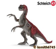 Schleich Therizinosaurus Dinosaurio Juguete de plástico sólido Jurassic Animal * Nuevo 💥