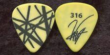 VAN HALEN 2008 Tour Guitar Pick!!! WOLFGANG VAN HALEN custom concert stage #4