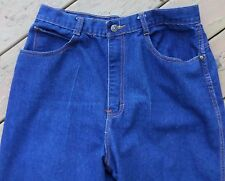 COLLECTIONS Womens Blue Jeans Size 18 Average Dark Wash Cotton Blend