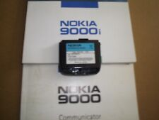 Nokia 9000/i WORKING Original Battery BLK-4S,Used,Bench-Tested/ Holds Its Charge