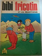 REVUES BD BANDES DESSINEES BIBI FRICOTIN n°46 de 1971
