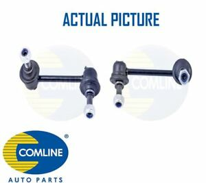 2 x NEW COMLINE REAR DROP LINK ANTI ROLL BAR PAIR OE QUALITY CSL5012