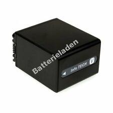 Akku für Sony Typ NP-FV70 6,8V 3900mAh/26,5Wh Li-Ion Schwarz