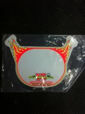 Old School BMX ZERONINE 15th ANNIVERSARY PLATE    (NOS)